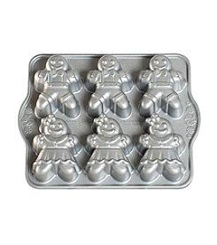 Nordic Ware® Gingerbread Kids Cakelet