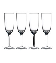 Donna Hay for Royal Doulton® Set of Four Champagne Flutes