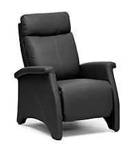 Baxton Studios Sequim Modern Recliner Club Chair