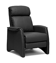 Baxton Studios Aberfeld Modern Recliner Club Chair