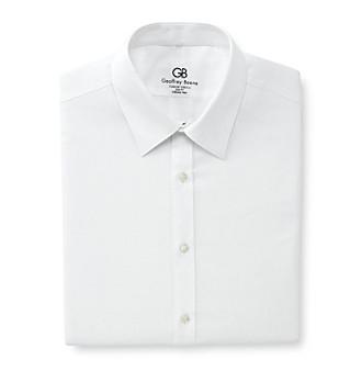 Geoffrey Beene® Men's White Dress Shirt
