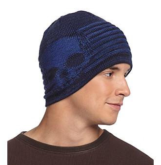 Mambo® Men's Skull Beanie Hat