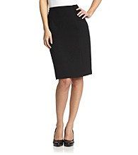 Nine West® Straight Skirt