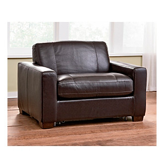 Attrayant Natuzzi Editions Sleep Solutions Leather Sleeper Chair