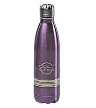 TNT Media Group Goodlife Purple Stainless Steel Water Bottle