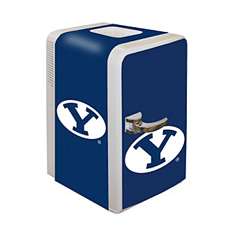 Boelter Brands Brigham Young Portable Party Fridge