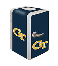 Boelter Brands Georgia Tech Portable Party Fridge