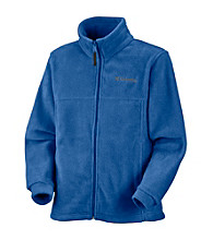 Columbia Boys 2T-20 Blue Steens Mountain™ Fleece Jacket