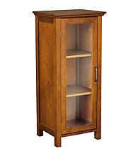 Elegant Home Fashions® Avery Oil Oak 1-Door Floor Cabinet