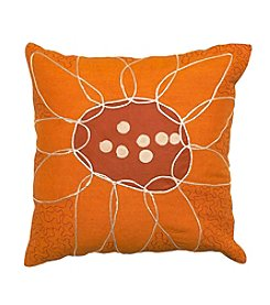 Chic Designs Large Flower Decorative Pillows