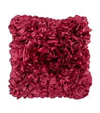 Surya Ruffled Decorative Pillows