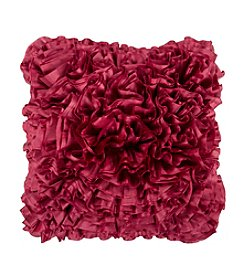 Chic Designs Ruffled Decorative Pillows