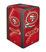 Boelter Brands San Francisco 49ers Portable Party Fridge