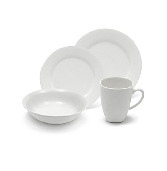 Maxwell & Williams® White Basics Soho 16-pc. Dinner Set
