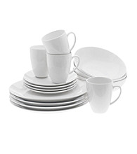 Maxwell & Williams White Basics Coupe 16-pc. Dinner Set