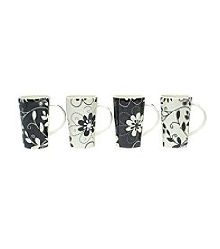 Maxwell & Williams® Daisy May 4-pc. Mug Set