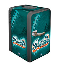 Boelter Brands Miami Dolphins Portable Party Fridge