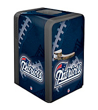 Boelter Brands New England Patriots Portable Party Fridge