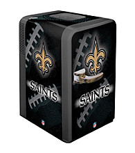 Boelter Brands New Orleans Saints Portable Party Fridge