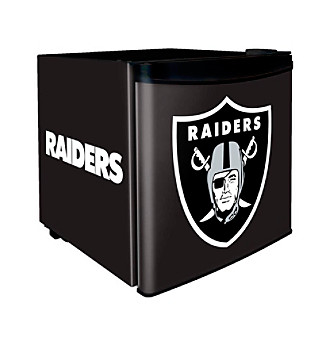 Boelter Brands Oakland Raiders Dorm Room Fridge