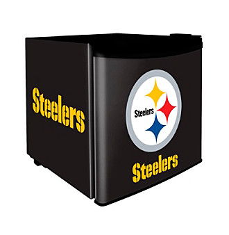 Boelter Brands Pittsburgh Steelers Dorm Room Fridge