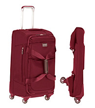Biaggi Contempo Foldable 4-Wheel Duffel