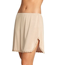 Relativity® Wide Lace Waist Small Half Slip