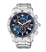 Citizen® Eco Drive Men's Perpetual Calendar Chronograph Watch