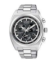 Citizen® Eco Drive Mens Stainless Steel Calibre 8700 Perpetual Calendar Watch