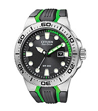 Citizen® Eco-Drive Mens Scuba Fin Divers Watch
