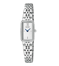 Citizen® Eco-Drive Women's Silhouette Watch