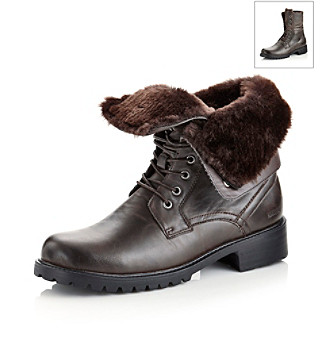 "Kenneth Cole REACTION® Men's ""Keep March N"" Lug Boot"