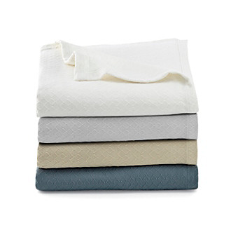 LivingQuarters Perfect Performance Cotton Blankets