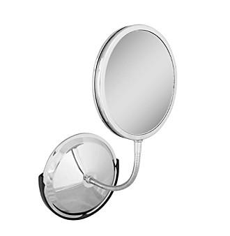 Zadro Gooseneck Triple Vision Vanity & Wall Mount Mirror