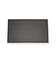 Alyssa Joy Pebbles Woven Vinyl Non-Skid Doormat