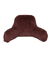 Greendale Home Fashions Omaha Merlot Bed Rest Pillow