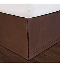Veratex® HUYS Adjustable Matte Satin Bed Skirt