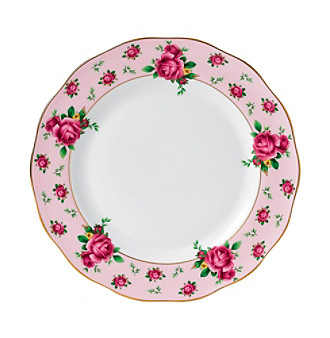 Royal Albert® New Country Roses Pink Vintage Dinner Plat