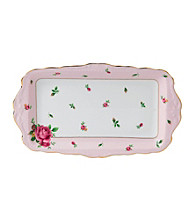 Royal Albert® New Country Roses Pink Vintage Sandwich Tray