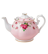 Royal Albert® New Country Roses Pink Vintage Teapot