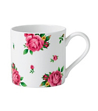 Royal Albert® New Country Roses White Modern Casual Mug