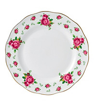 Royal Albert® New Country Roses Whtie Vintage Dinner Plate