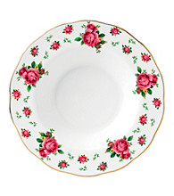 Royal Albert® New Country Roses White Vintage Rimmed Soup or Salad Bowl