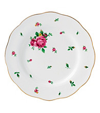 Royal Albert® New Country Roses White Vintage Salad Plate