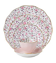 Royal Albert® Rose Confetti Vintage 5-pc. Place Setting