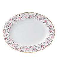 Royal Albert® Rose Confetti Vintage Oval 13