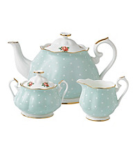 Royal Albert® Polka Rose 3-pc. Tea Set