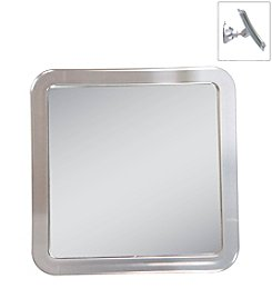 Zadro Swivel Wall Mount Mirror with 10x Magnification