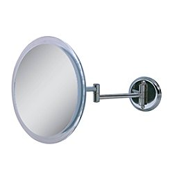 Zadro Wall Mount Mirror with 5x Magnification