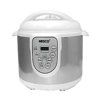 Nesco® 4-in-1 6-qt. Digital Pressure Cooker